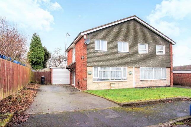 Semi-detached house in  Falcon Way  Dudley  Birmingham