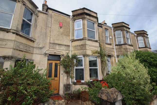 Thumbnail Terraced house to rent in Shaftesbury Road, Bath