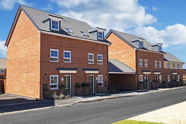"Terraced house for sale in ""Norbury"" at Queen Elizabeth Road, Nuneaton"