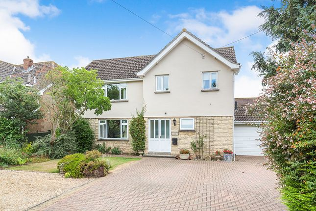 Thumbnail Detached house for sale in Clevedon Road, Tickenham, Clevedon