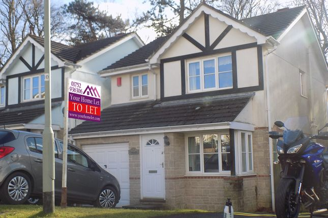 3 bed detached house to rent in Woodfield Crescent, Ivybridge