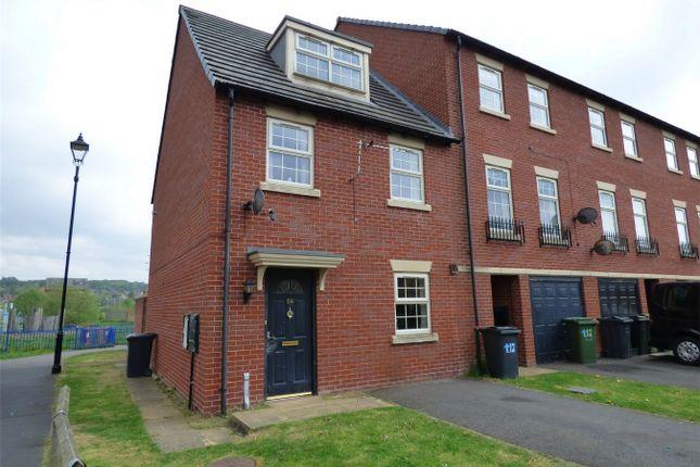 Thumbnail End terrace house to rent in Broomer Street, Ravensthorpe, Dewsbury