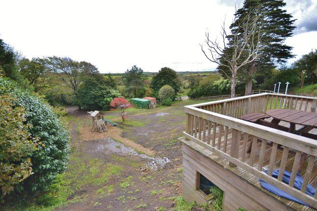 Garden of Bastleford Road, Rosemarket, Milford Haven SA73