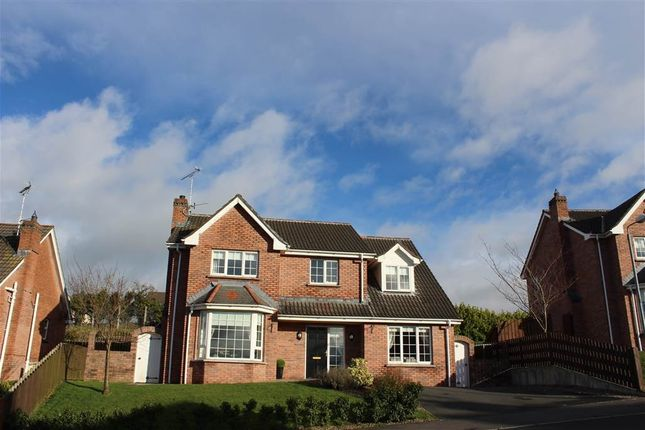 Thumbnail Detached house for sale in Knockdarragh, Fullerton Road, Newry