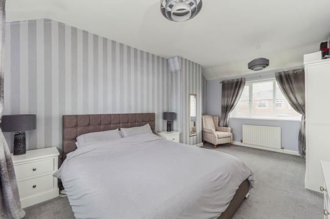Master Bedroom of Enfield Road, Swinton, Manchester, Greater Manchester M27