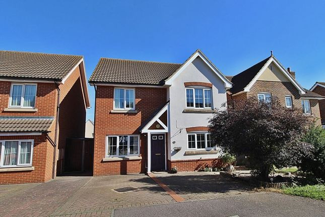 Thumbnail Detached house for sale in Sage Close, Biggleswade
