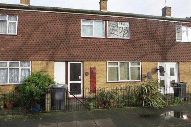 Thumbnail Property to rent in Foxborough Gardens, London
