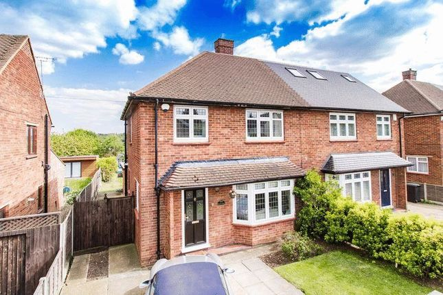Thumbnail Semi-detached house to rent in Valley Hill, Loughton