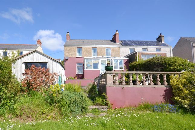 Thumbnail Semi-detached house for sale in Hazelbank, Llanstadwell, Milford Haven