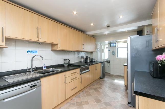 Kitchen of Arvon Avenue, Llandudno, Conwy, North Wales LL30