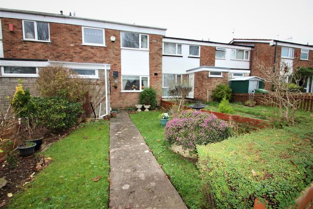 Thumbnail Terraced house for sale in Glenwood, Cardiff