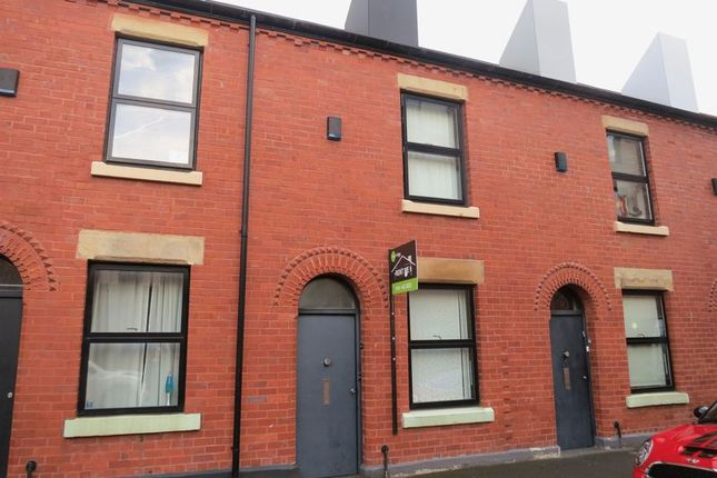 Thumbnail Terraced house to rent in Fir Street, Salford