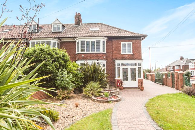 Thumbnail End terrace house for sale in Cambridge Road, Middlesbrough