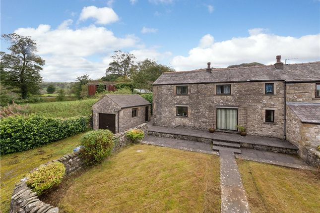 Thumbnail Barn conversion for sale in Langcliffe, Settle