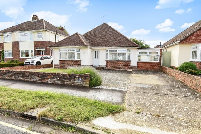 Thumbnail Detached bungalow for sale in Cedar Drive, Chichester