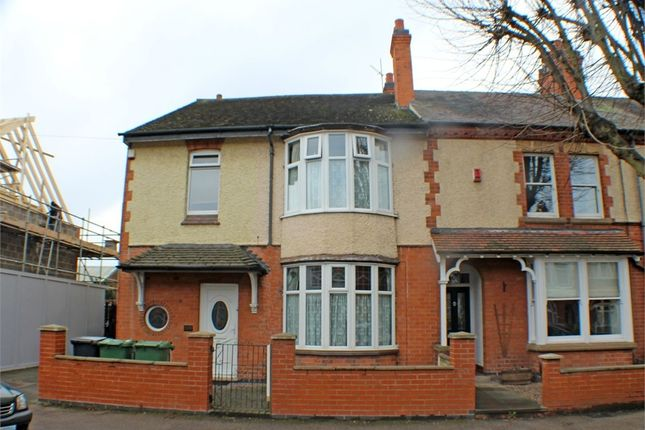 Thumbnail End terrace house for sale in Albert Promenade, Loughborough, Leicestershire
