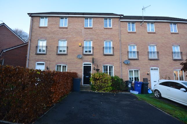 Thumbnail Town house for sale in Tansy Way, Clayton, Newcastle-Under-Lyme