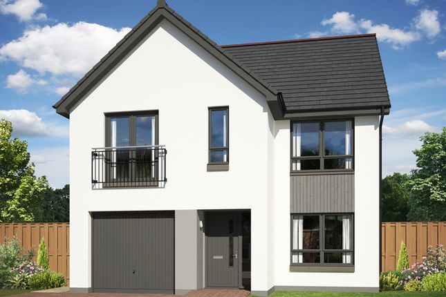 4 bedroom detached house for sale in Schoolfield Road, Rattray, Blairgowrie