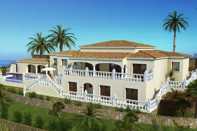 Thumbnail Villa for sale in Calle Dalias, 1, 03726 El Poble Nou De Benitatxell, Alicante, Spain