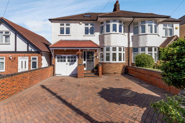 Thumbnail Semi-detached house for sale in Elgin Road, Sutton