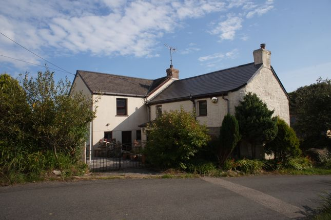 Thumbnail Detached house for sale in Germoe, Penzance