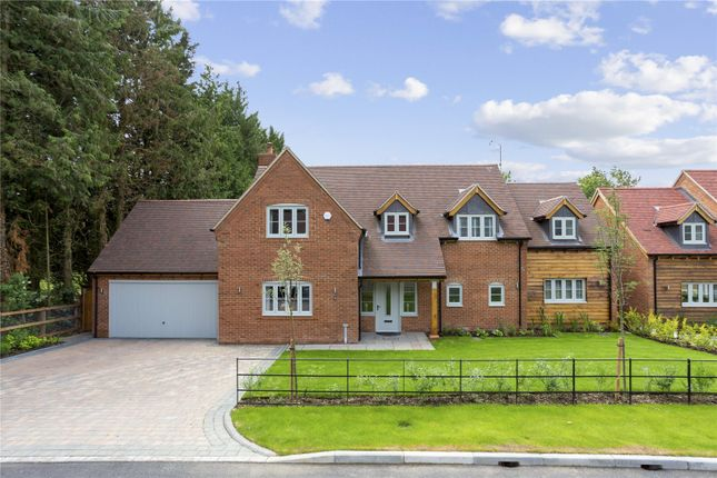 Thumbnail Detached house for sale in Santesdune Way, Saunderton, High Wycombe, Buckinghamshire