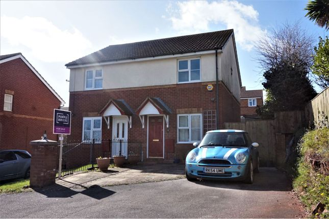 Thumbnail Semi-detached house for sale in Mulberry Close, Paignton