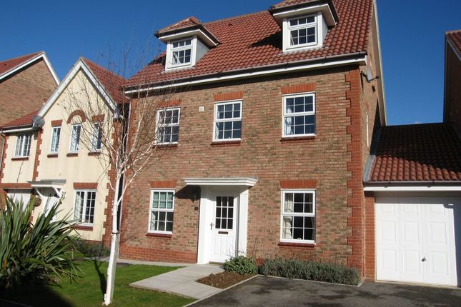 Thumbnail Semi-detached house to rent in Saxby Close, Barnham, Bognor Regis