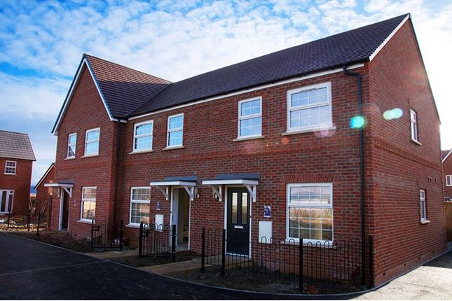 Thumbnail Terraced house for sale in The Easington, Augustine Way, Thame, Oxfordshire