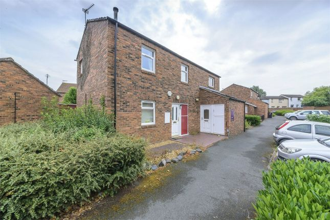 Thumbnail Flat for sale in Catterick Close, Leegomery, Telford