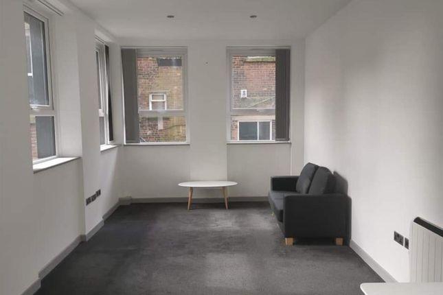 Studio to rent in Newspaper House, High Street, Blackburn BB1
