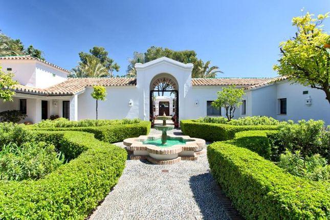 Thumbnail Property for sale in Guadalmina Baja, Marbella, Malaga, Spain