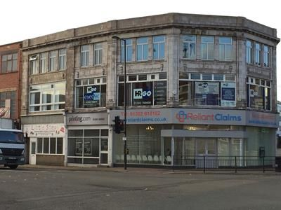 Office to let in Britannia Buildings, 70-72 Silver Street, Doncaster, South Yorkshire