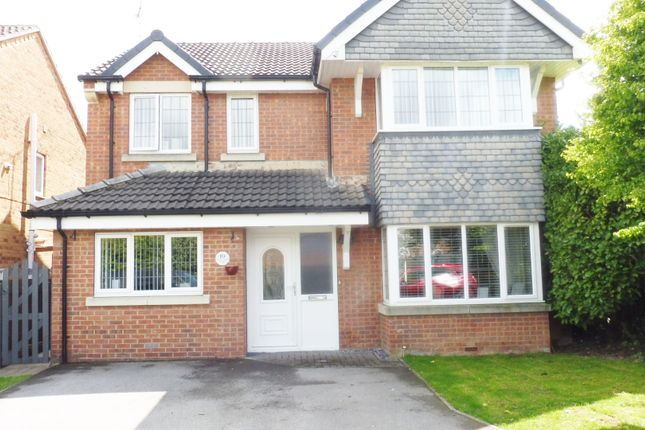 Thumbnail Detached house for sale in Hall Cross Avenue, Wombwell