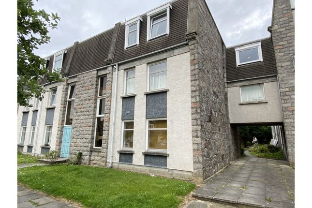 Thumbnail Flat for sale in Gairn Road, Aberdeen