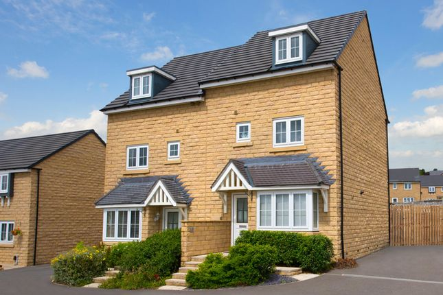 """Thumbnail Semi-detached house for sale in """"Woodbridge"""" at North Dean Avenue, Keighley"""