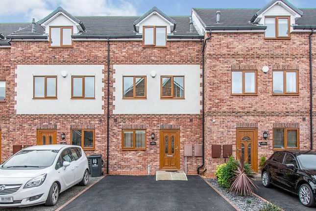 Thumbnail Terraced house for sale in Harden Mews, Armthorpe, Doncaster