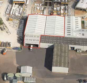 Industrial to let in Sabre 45, Colwick Industrial Estate, Nottingham