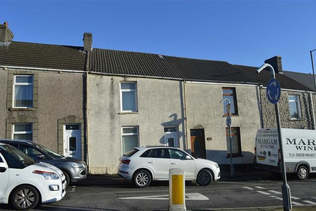 Thumbnail Terraced house for sale in Llangyfelach Road, Swansea