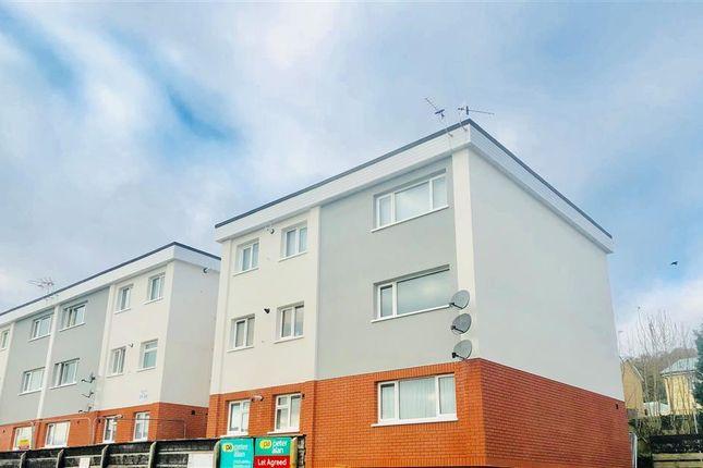 Thumbnail Flat to rent in Kemys Fawr Close, Sebastopol, Pontypool