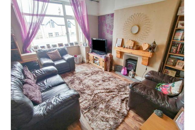 Thumbnail Terraced house for sale in Llanrwst Road, Glan Conwy