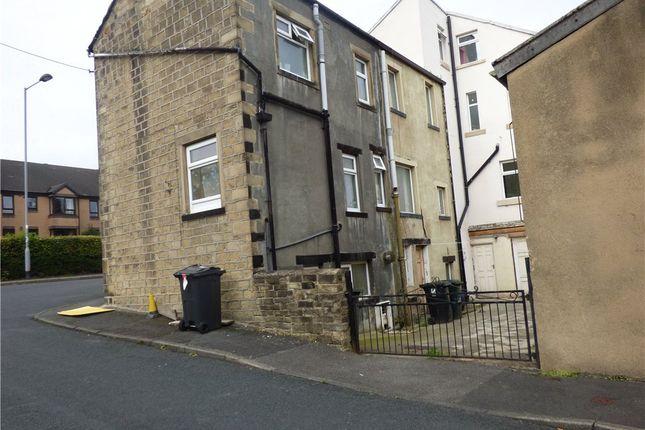 Side View of Kensington Street, Keighley, West Yorkshire BD21