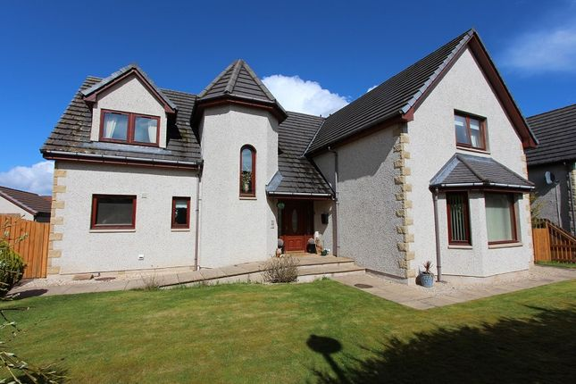 Thumbnail Detached house for sale in 3 Gean Place, Westhill, Inverness
