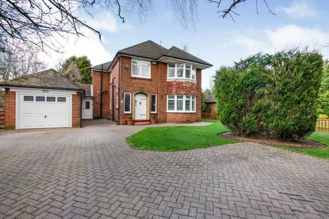 Detached house for sale in Middle Drive, Darras Hall, Ponteland, Northumberland