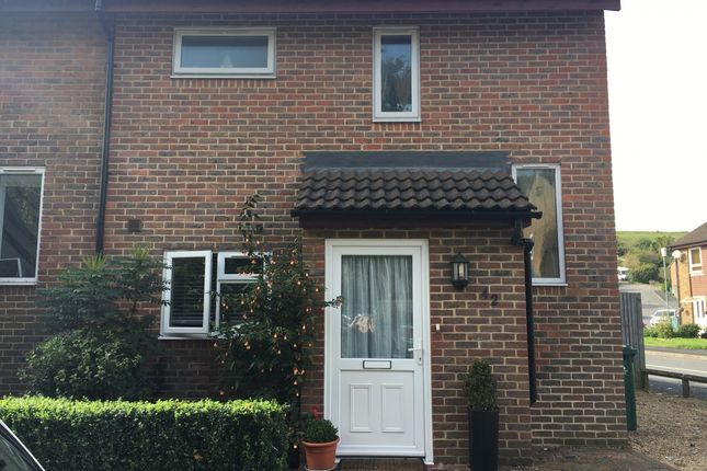 Thumbnail End terrace house for sale in Juniper Close, Portslade, Brighton