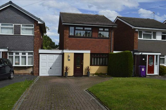 Thumbnail Detached house for sale in Amos Lane, Wednesfield, Wednesfield