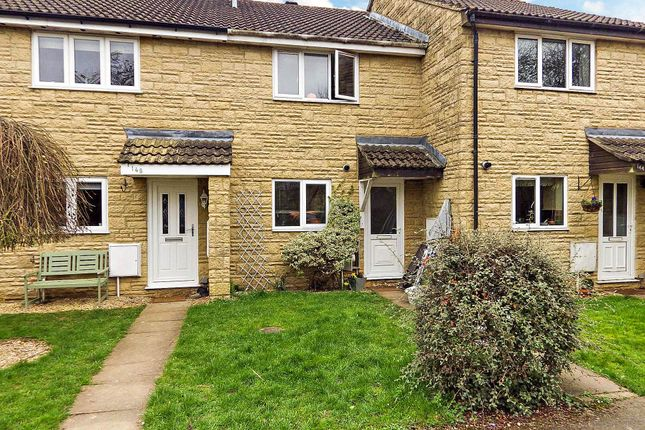Thumbnail Terraced house to rent in Thorney Leys, Witney, Oxfordshire