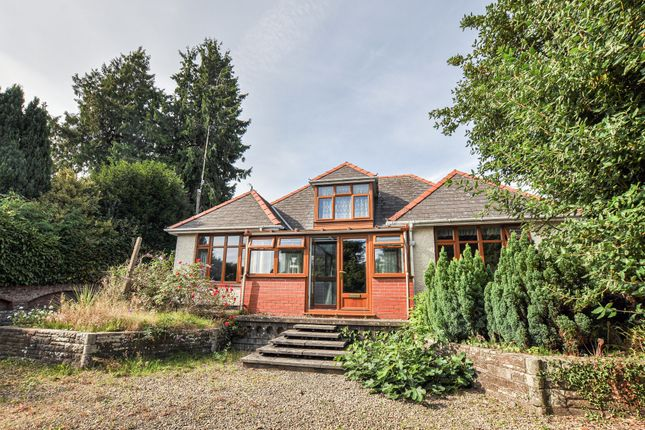Thumbnail Detached bungalow for sale in New Dixton Road, Monmouth