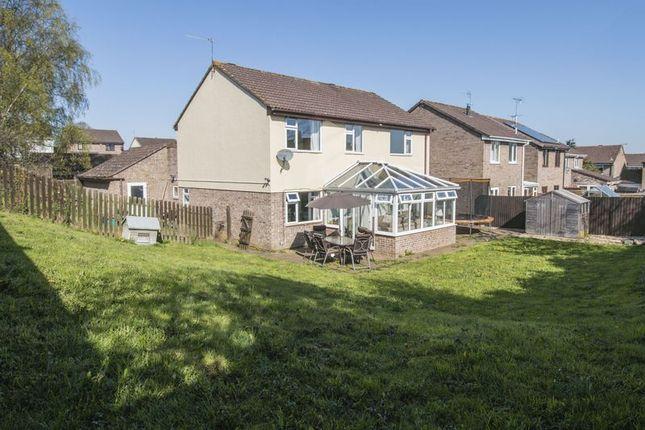 Thumbnail Detached house for sale in Wayford Close, Keynsham, Bristol