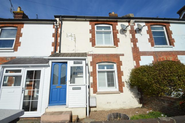 Thumbnail Terraced house for sale in Little Common Road, Bexhill-On-Sea